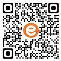 eナースセンターのQRコード